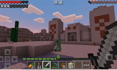 Minecraft para Windows Phone