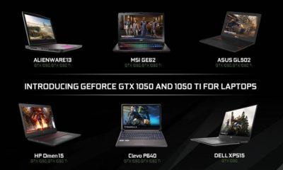 NVIDIA presenta las GTX 1050 y GTX 1050 TI para portátiles 115