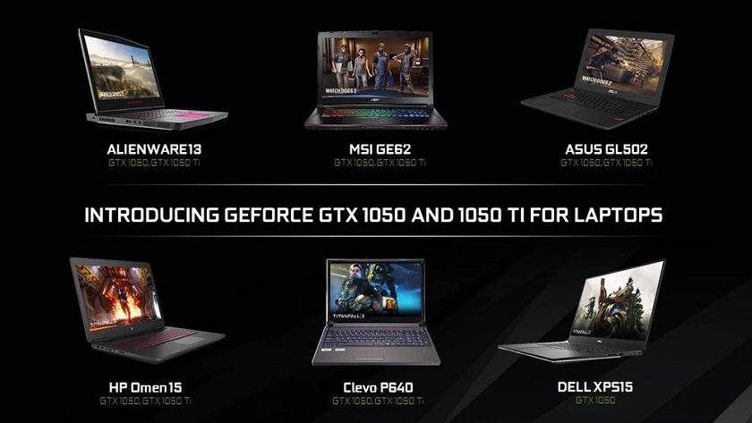 NVIDIA presenta las GTX 1050 y GTX 1050 TI para portátiles 29