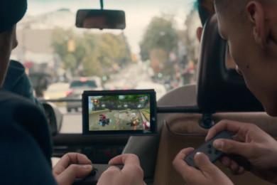 Filtrados algunos accesorios para Nintendo Switch