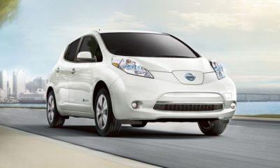 Nissan lista para probar versiones autoconducidas del Leaf 70