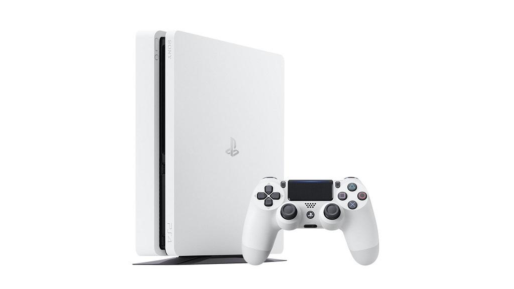 Sony presenta la nueva PS4 Slim en color blanco glaciar 30