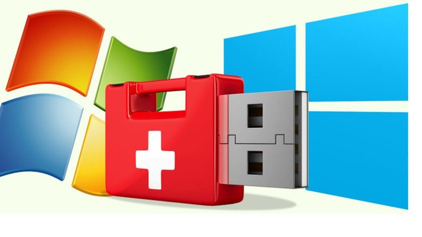 Cómo crear un disco de reparación de Windows