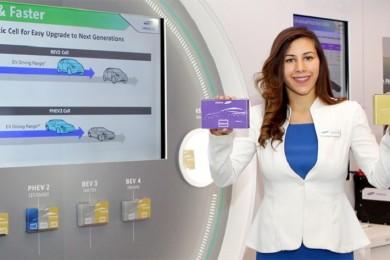 Samsung SDI anuncia batería para coches que carga al 80% en 20 minutos