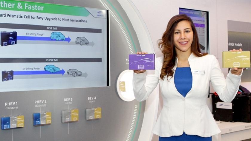 Samsung SDI anuncia batería para coches que carga al 80% en 20 minutos 37