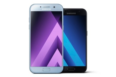 Samsung Galaxy A 2017, disponibles en España