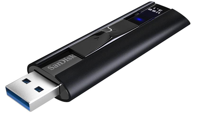 SanDisk Extreme PRO ¿El pendrive más rápido del mercado?
