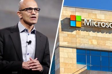 Microsoft quiere democratizar la inteligencia artificial, dice Satya Nadella
