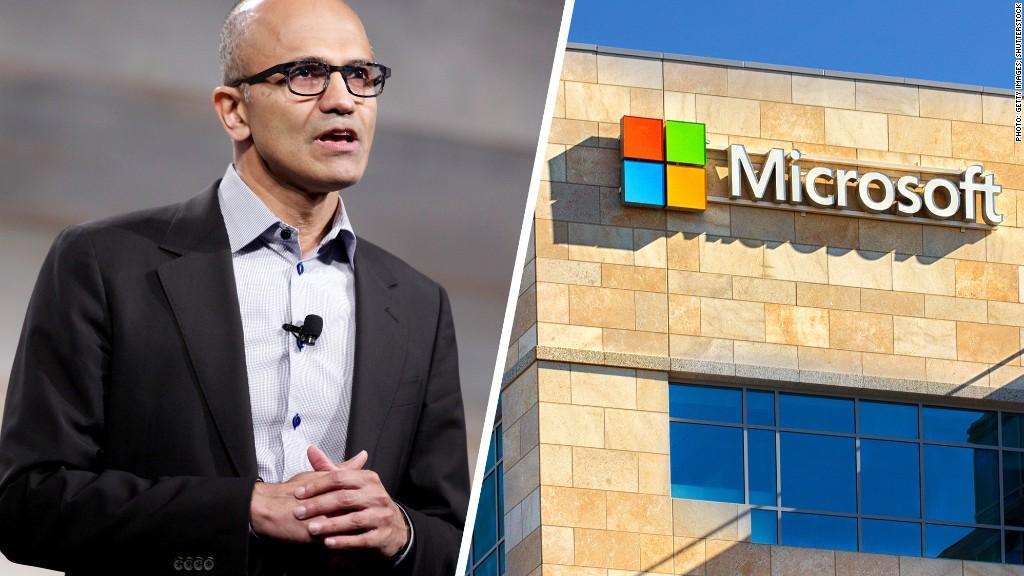 Microsoft quiere democratizar la inteligencia artificial, dice Satya Nadella 30