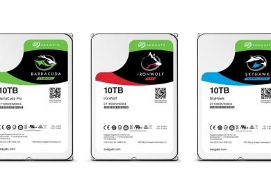 Seagate quiere subir el listón con discos duros de 20 TB