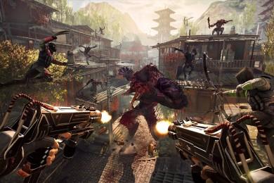 Flying Wild Hog alaba una función de PS4 Pro que debutó en las GeForce FX 5000