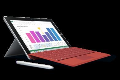 Microsoft ha retirado Surface 3 de su tienda online