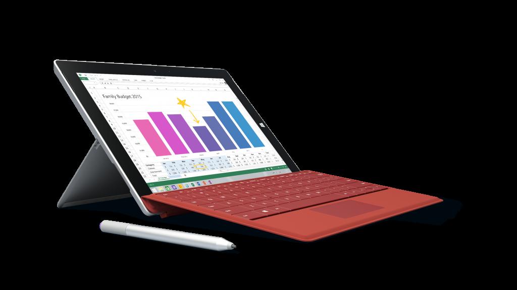 Microsoft ha retirado Surface 3 de su tienda online 27