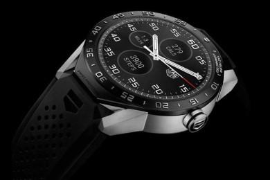 TAG Heuer prepara otro smartwatch para el mes de mayo