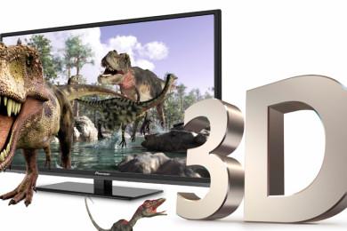 Los televisores 3D están muertos