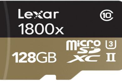 Guía de compra: tarjeta microSD