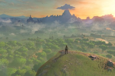 Legend of Zelda: Breath of the Wild, análisis de gráficos y rendimiento