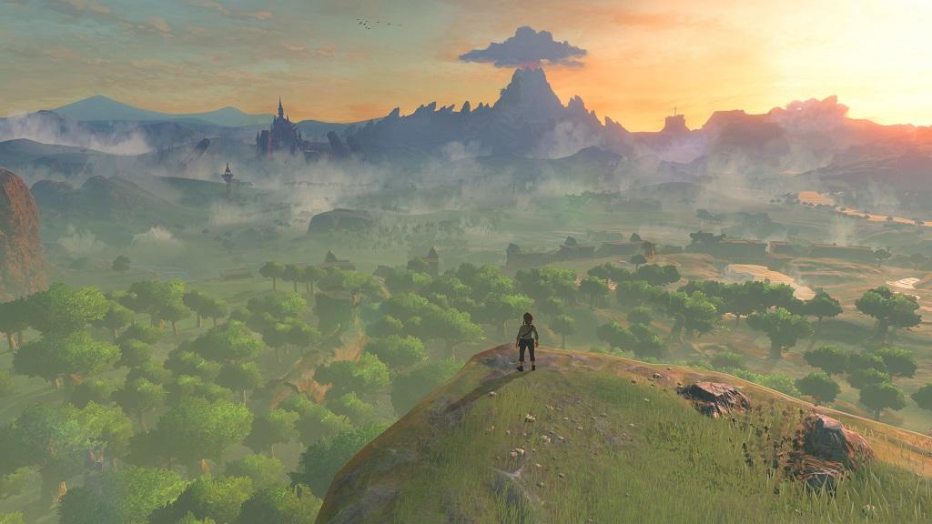 Legend of Zelda: Breath of the Wild, análisis de gráficos y rendimiento 29