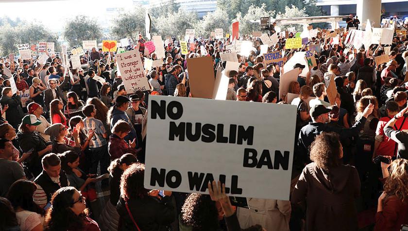 inmigración de Trump