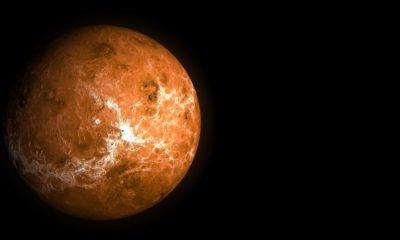 Detectada una enorme onda de gravedad en Venus 73