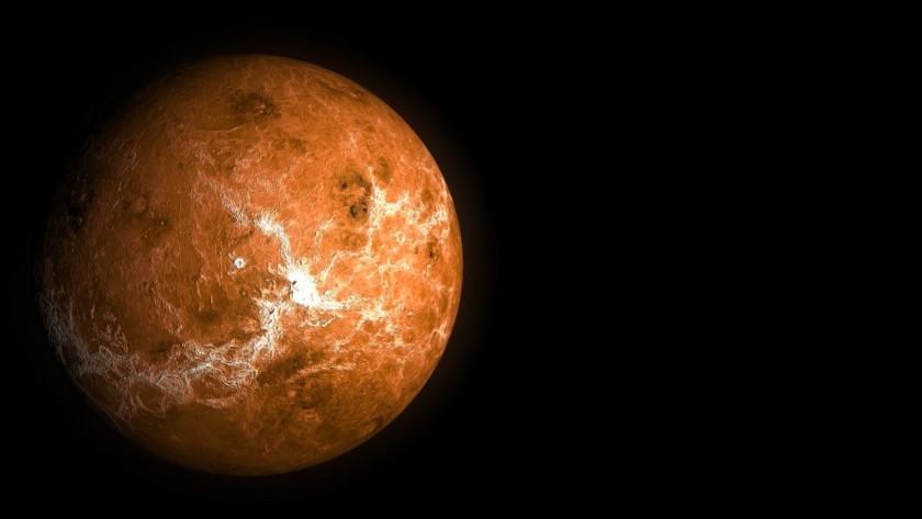 Detectada una enorme onda de gravedad en Venus