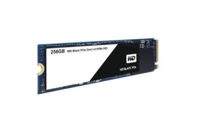 Nuevos SSDs WD Black PCIe, buena relación calidad-precio 161