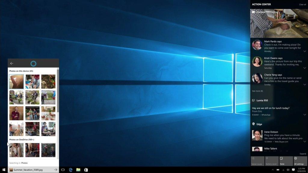 Project NEON, así es el nuevo lenguaje de diseño para Windows 10 30