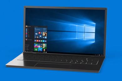 Así es la nueva barra de gestión de batería y rendimiento de Windows 10