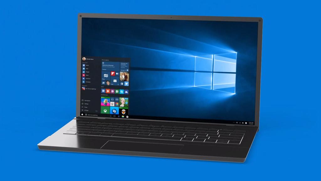 Así es la nueva barra de gestión de batería y rendimiento de Windows 10 32