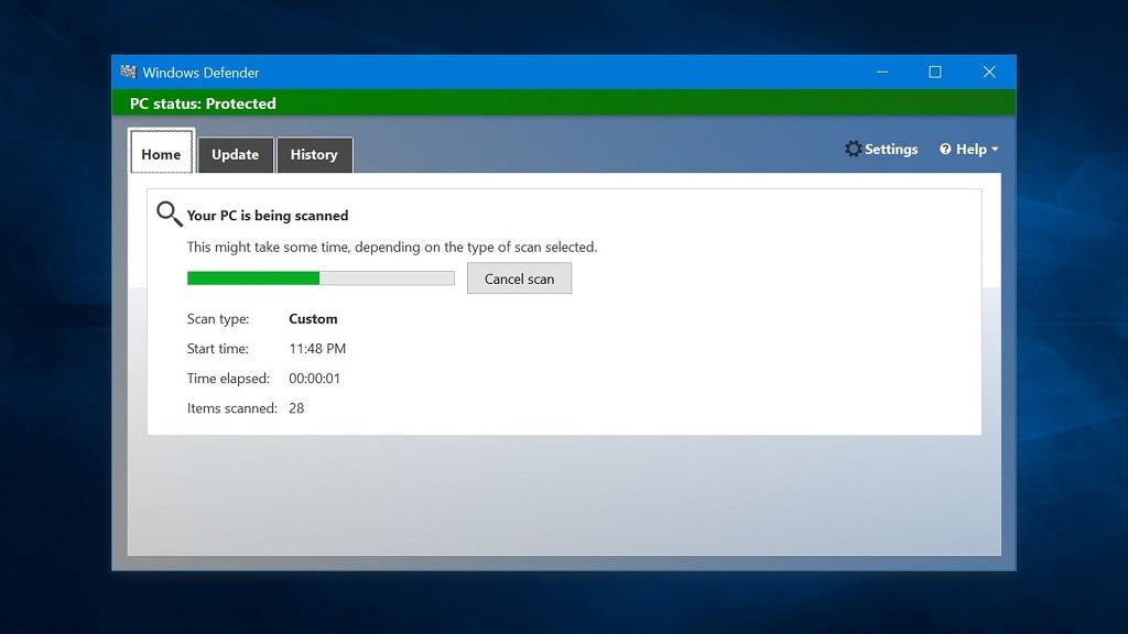 Desinstala tu antivirus y usa Windows Defender, dice un ex de Mozilla 30