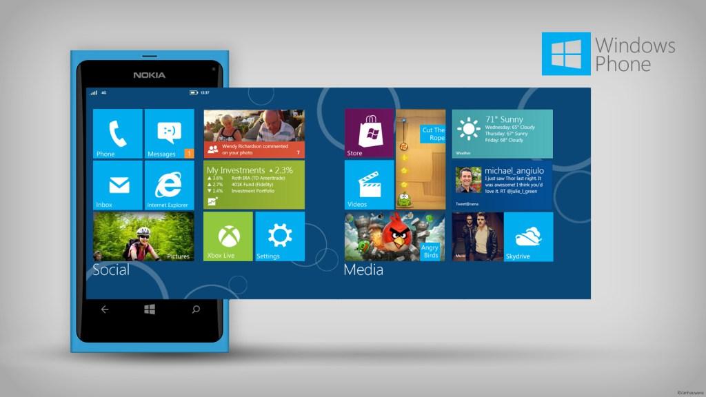 Noruega está considerando el abandono de Windows Phone 32