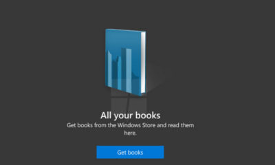 ebooks en Windows Store