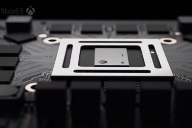 Microsoft ya tiene unidades terminadas de Xbox Scorpio