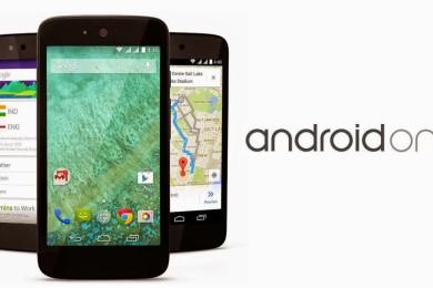 Android One llegará a Estados Unidos a mediados de año