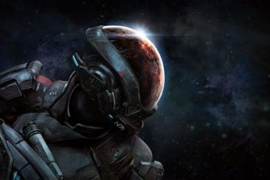 Mass Effect: Andromeda se luce en el CES con nuevas escenas de juego real