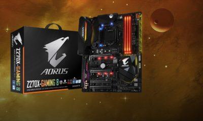GIGABYTE lanza sus nuevas placas AORUS Gaming 29