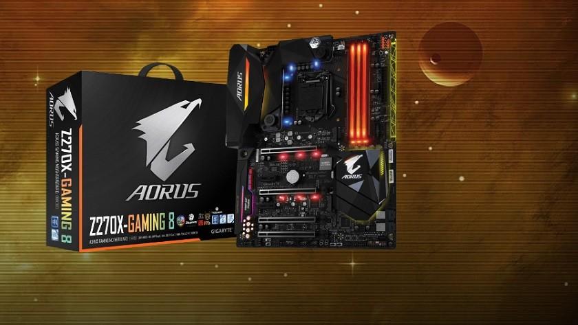 GIGABYTE lanza sus nuevas placas AORUS Gaming