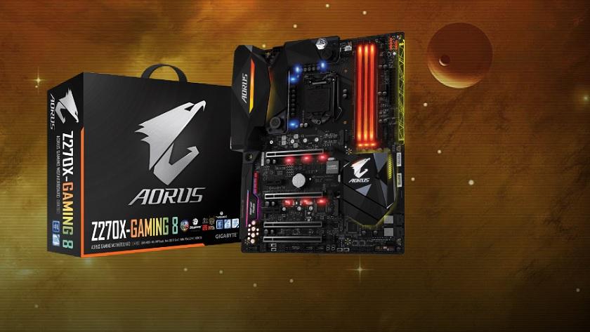 GIGABYTE lanza sus nuevas placas AORUS Gaming 30