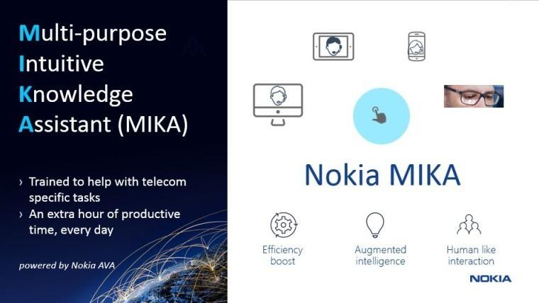 asistente personal de Nokia
