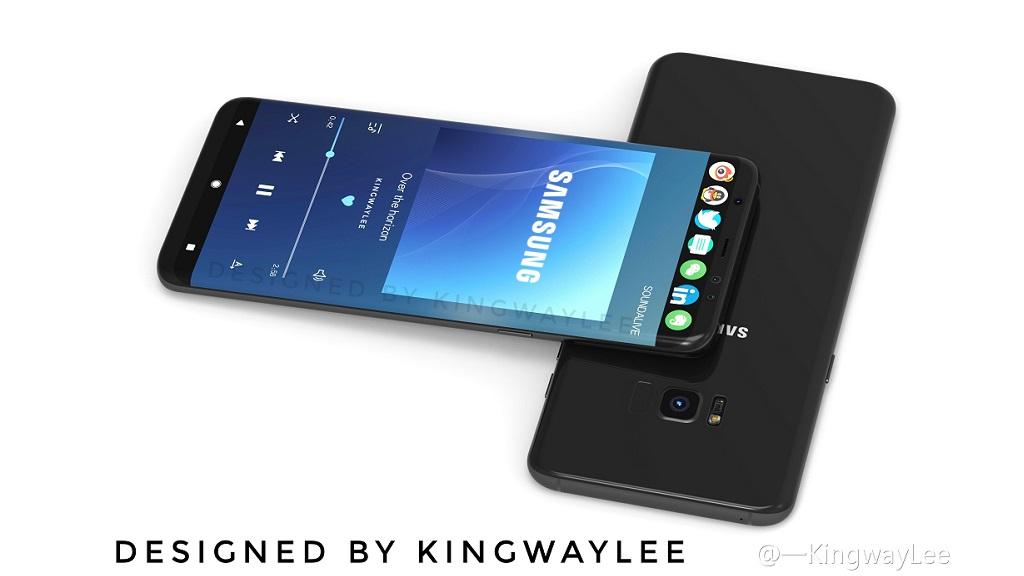 Este diseño conceptual del Galaxy S8 es impresionante, y realista 28
