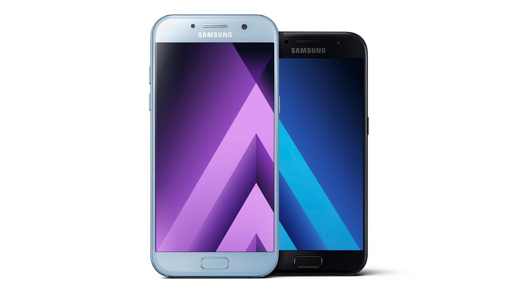 Samsung anuncia oficialmente los Galaxy A 2017, especificaciones y precios 27