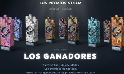 Estos son los juegos ganadores de los premios Steam de 2016 141