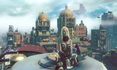 Gravity Rush 2, un mundo al revés lleno de aventuras 29