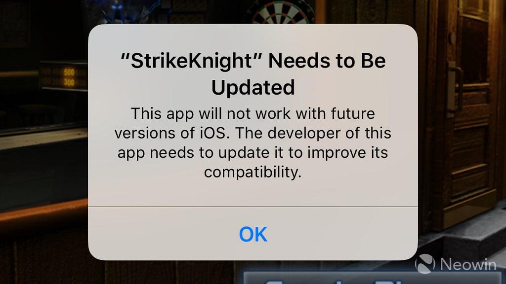 Adiós definitivo a los 32 bits en las próximas versiones de iOS 29