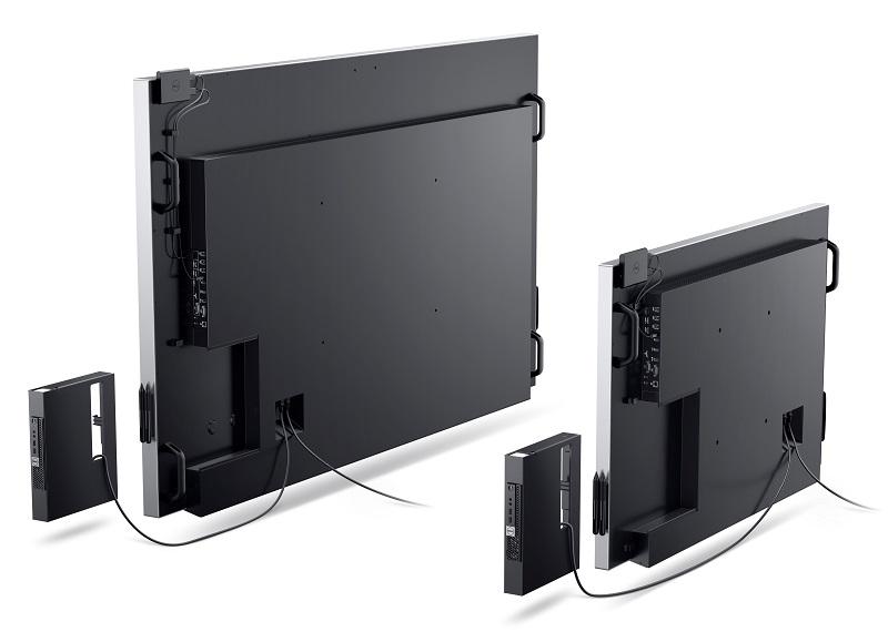 monitores interactivos