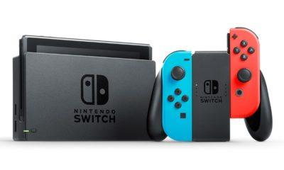 Estos son los accesorios que acompañarán a Nintendo Switch 100