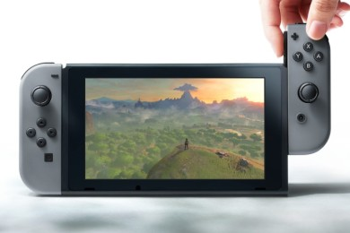 Sigue en directo la presentación de Nintendo Switch