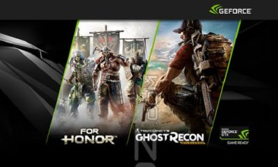 For Honor y Ghost Recon Wildlands gratis con las GTX 1070 y GTX 1080 124