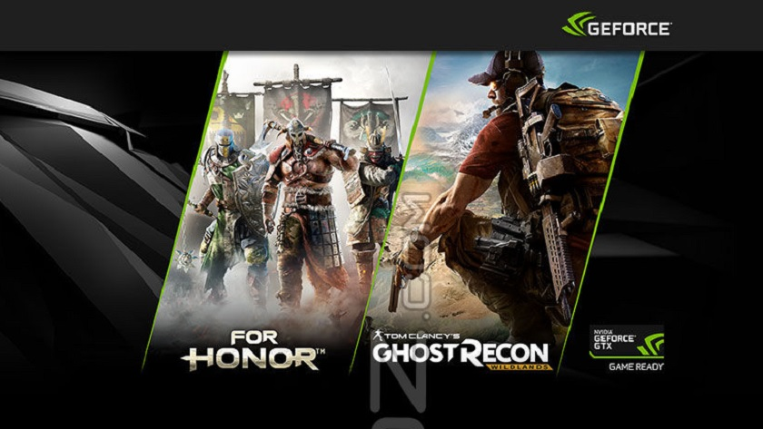 For Honor y Ghost Recon Wildlands gratis con las GTX 1070 y GTX 1080 29