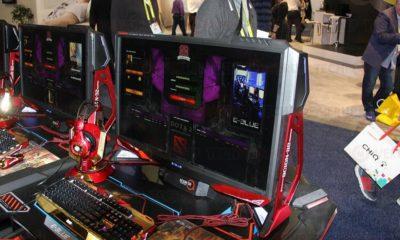 E-BLUE presenta el SCION-32, un monitor que además sirve de caja para PC 35